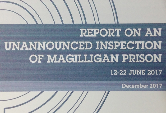 Report on an Unannounced Inspection of Magilligan Prison